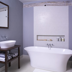 Shui Thinn Bath BC Designs BathroomBathtubs & showers