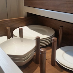 Peg board : classic  by Place Design Kitchens and Interiors, Classic