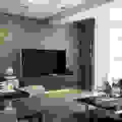 Salones de estilo ecléctico de Anton Neumark Ecléctico