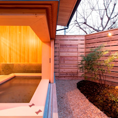 Asian style bathrooms by AMI ENVIRONMENT DESIGN/アミ環境デザイン Asian