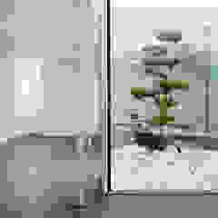 Park Villa Moderner Flur, Diele & Treppenhaus von Corneille Uedingslohmann Architekten Modern