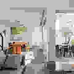 Modern Dining Room by 株式会社細川建築デザイン Modern