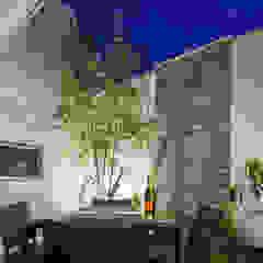 Modern Garden by 株式会社細川建築デザイン Modern