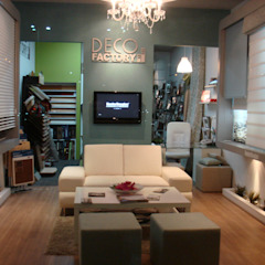 DECO FACTORY Commercial Spaces