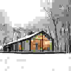 Scandinavian style houses by Bedaux de Brouwer Architecten Scandinavian