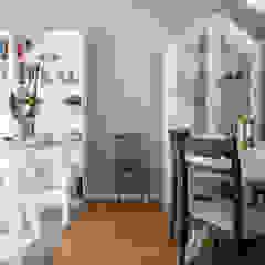 Oficinas de estilo moderno de MUDA Home Design Moderno