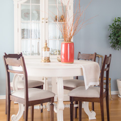 Comedores de estilo moderno de MUDA Home Design Moderno