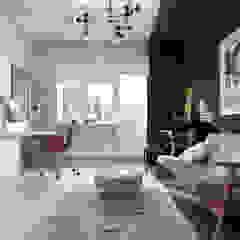 Scandinavian style study/office by INT2architecture Scandinavian