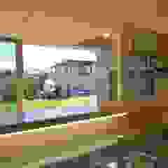 K-House モダンな庭 の 一級建築士事務所オブデザイン モダン