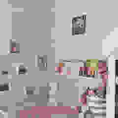 WNĘTRZA - zdjęcia z realizacji Rustykalny pokój dziecięcy od ILLUMISTUDIO Rustykalny