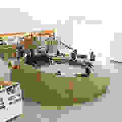 제4회 안양공공예술프로젝트 프로그램의 공간화 / The 4th APAP (Anyang Public Art Project) The Spatialisation of Program 미니멀리스트 스타일 전시장 by lokaldesign 미니멀
