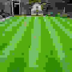 Ünal Peyzaj Ltd.Şti. Industrial style garden