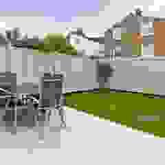 Narbonne Avenue Clapham Jardines de estilo minimalista de Bolans Architects Minimalista