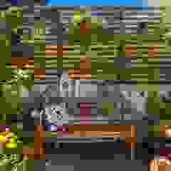 Vườn phong cách chiết trung bởi Blacher Arquitetura Chiết trung
