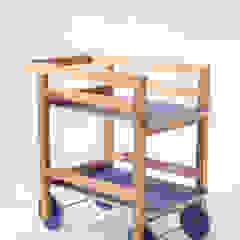 Blacher Arquitetura Living roomCupboards & sideboards
