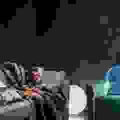 Bank City en fauteuil Nina van RUPERT & RUPERT van RUPERT & RUPERT Eclectisch
