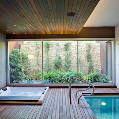 Spa moderne par Jorge Belloch interiorismo Moderne