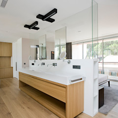 Salle de bain moderne par Jorge Belloch interiorismo Moderne