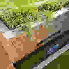 Jardin moderne par Jorge Belloch interiorismo Moderne