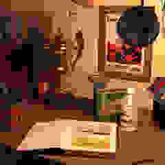 Mediterranean style garage/shed by Native Design - Grafica 3d & Web design Mediterranean