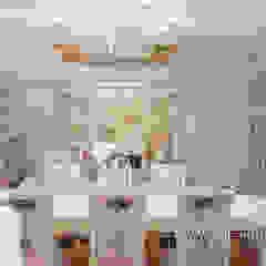 Klassische Wohnzimmer von студия Design3F Klassisch