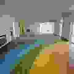 Il corridoio dei laboratori ARCHILOCO studio associato Scuole moderne
