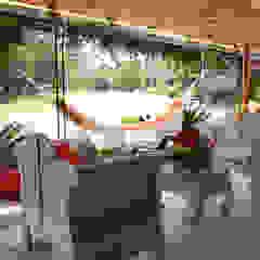 Jardins de inverno coloniais por Brasilchic Colonial