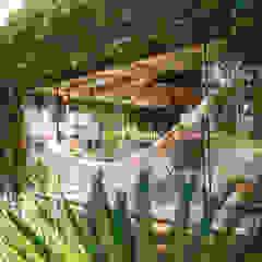 Mediterranean style balcony, porch & terrace by Brasilchic Mediterranean