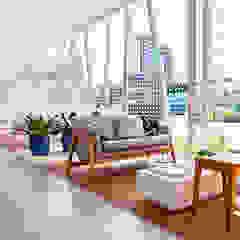 studio scatena arquitetura Modern commercial spaces