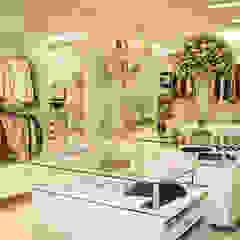 Veridiana Negri Arquitetura Modern offices & stores