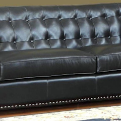 Black is Beautiful – Black Sofa at Home Locus Habitat Living roomSofas & armchairs