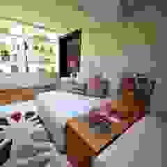 Residência Jardim Marajoara Salas de estar modernas por MeyerCortez arquitetura & design Moderno