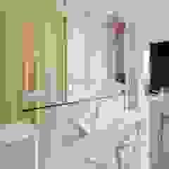 Галина Глебова Minimalist dining room