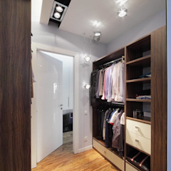 Галина Глебова Minimalist dressing room