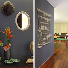 Casa Ideal 2012_Interiores Corredores, halls e escadas coloniais por Tiago Patricio Rodrigues, Arquitectura e Interiores Colonial