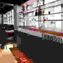 I VENTICELLI モダンなレストラン の 4建築設計事務所 モダン