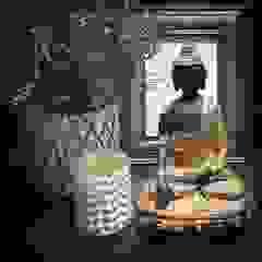 Decoración de Mandarina Home Asiático