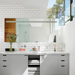 Palma Plaza Residence โดย Hugh Jefferson Randolph Architects โมเดิร์น