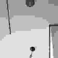 SAZONOVA group Corridor, hallway & stairs Lighting