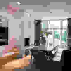 Familiehuis, Amsterdam Zuid Eclectische eetkamers van Binnenvorm Eclectisch