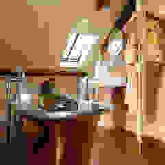 Copper Bath Baños de estilo rústico de A1 Lofts and Extensions Rústico