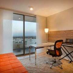 Modern Study Room and Home Office by Cohen - Reig Arquitectura & Interiorismo Modern