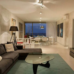Modern Living Room by Cohen - Reig Arquitectura & Interiorismo Modern