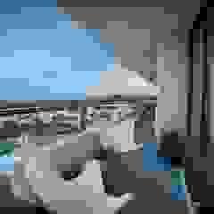 Modern Terrace by Cohen - Reig Arquitectura & Interiorismo Modern