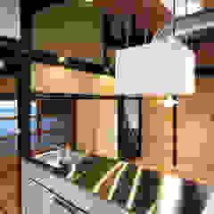 長崎工作室 Modern kitchen