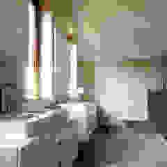 Архитектурное бюро Киев ห้องน้ำเก้าอี้