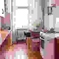 Cocinas de estilo ecléctico de Studio projektowe SUZUME Ecléctico