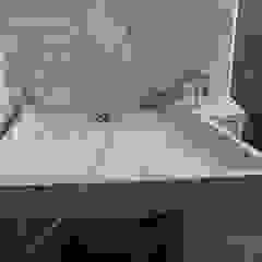 Création d'une SDB Salle de bain originale par ABC Design d'Espace Éclectique