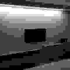 Laura Canonico Architetto BedroomLighting