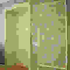 Интерьер дома в пригороде Черкасс Окна и двери в эклектичном стиле от дизайн-студия Олеси Середы Эклектичный